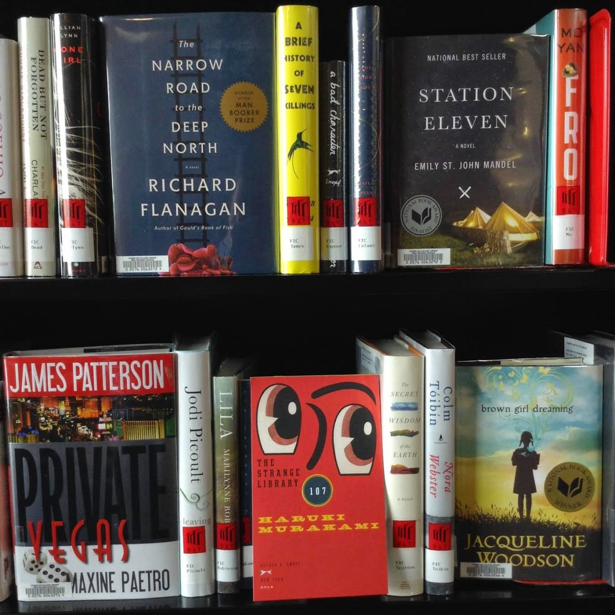 Get Your Leisure On New Popular Fiction Nonfiction Books
