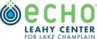 Logo of ECHO Leahy Center for Lake Champlain